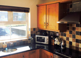 kitchen - Clearwaters 11 Rathmullan Donegal
