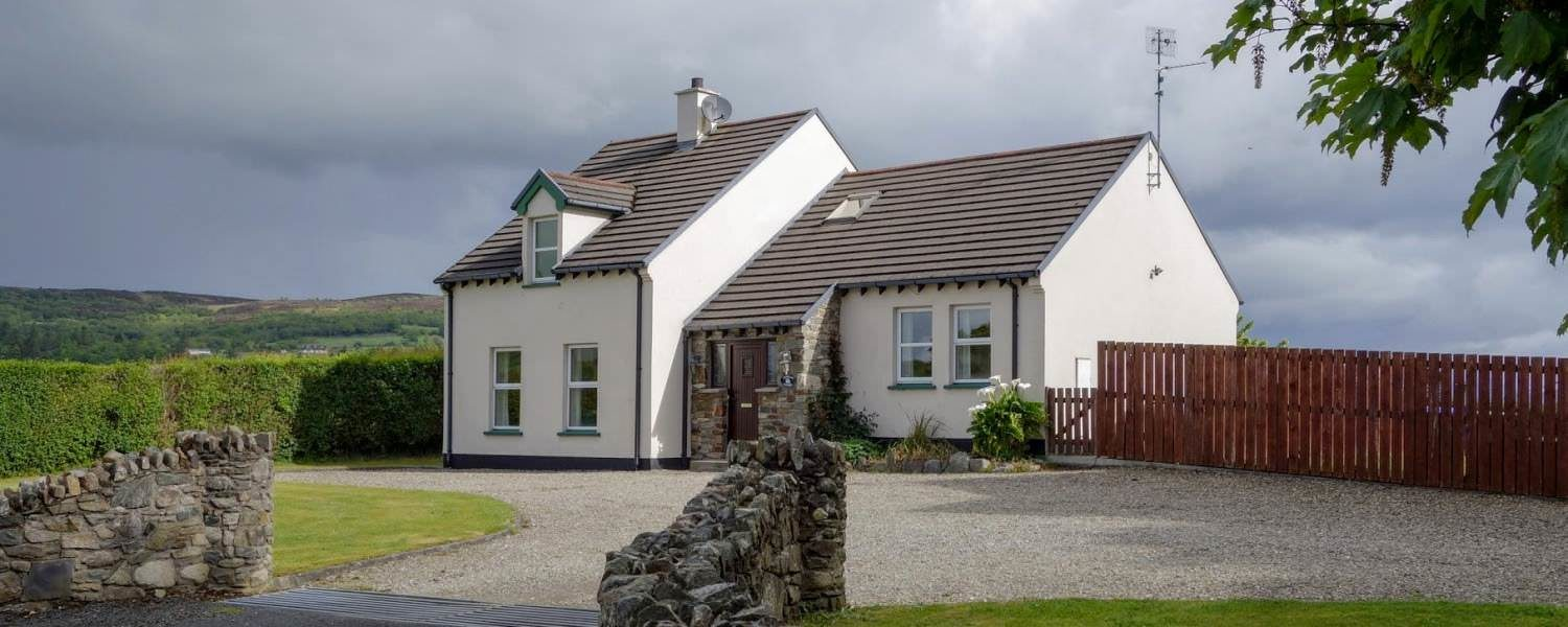 Kinnegar Beach Cottage Rathmullan Donegal