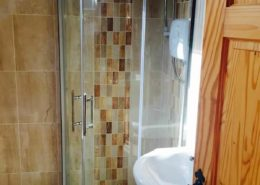 shower room - Clearwaters 11 Rathmullan Donegal