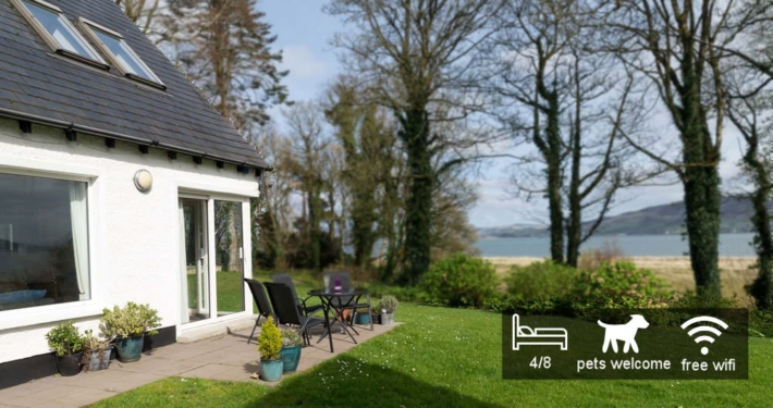 Featured Beach Chalet 10 Rathmullan